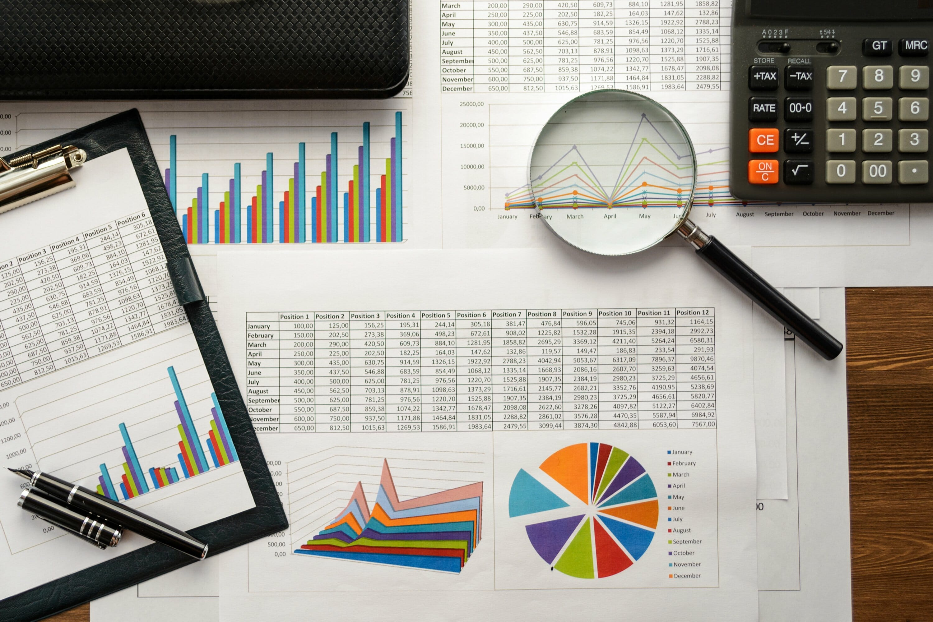 accounting and financial document scanning