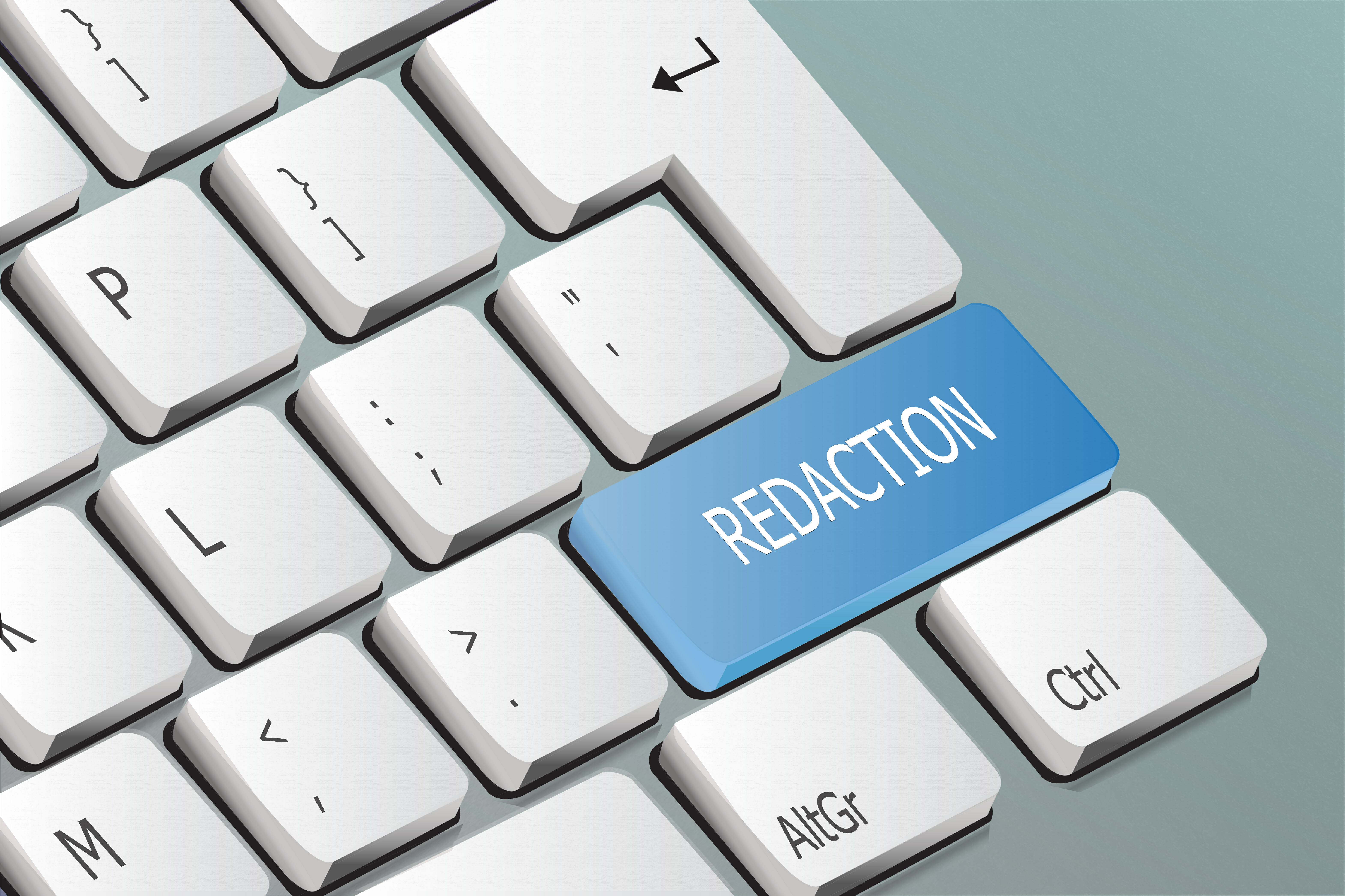 redaction service